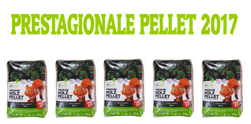 prestagionale pellet